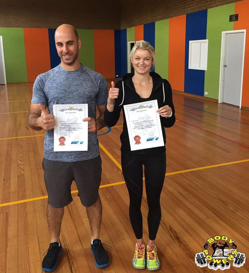 boxing fitness course